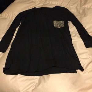 eloges Tops - Eloges fun sequined pocket tunic